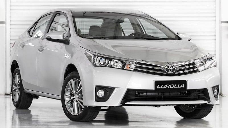 corolla-Toyota Sahara Motors