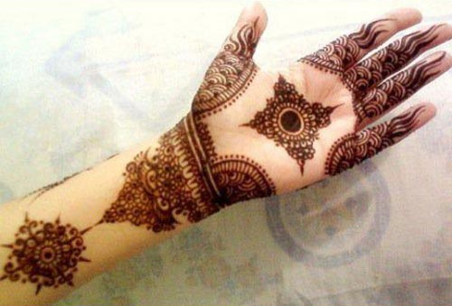 Mehndi Patterns For Men : Mehndi designs a cultural tradition of eid festivity for women