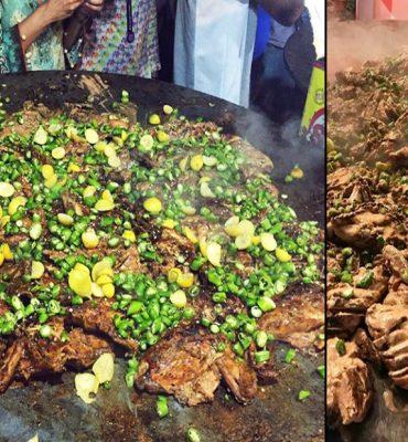 Arif chatkhara tawa chicken Lahore