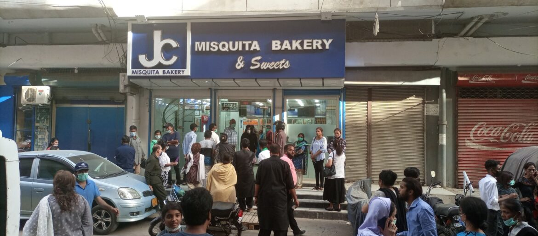Misquita Bakery Hot Cross Bunss