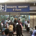 Karachi's Misquita Bakery Hot Cross Buns