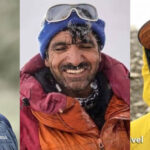 Muhammad Ali Sadpara, John Snorri, Juan Pablo