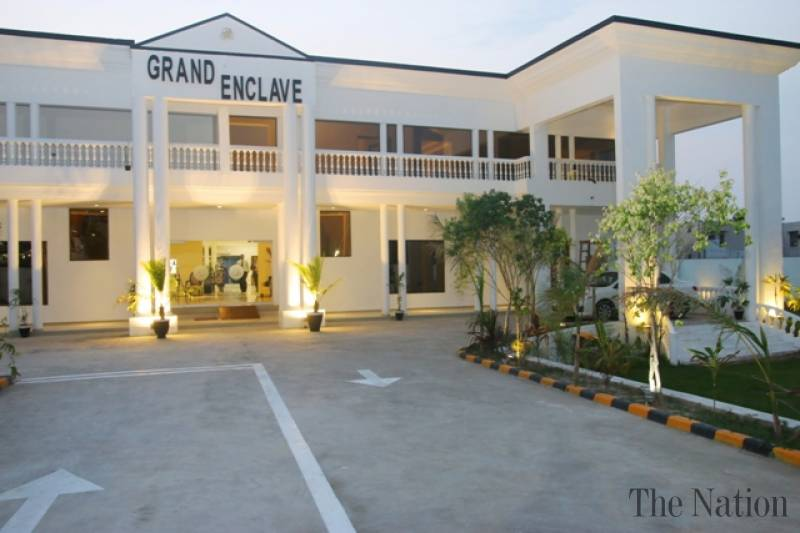 Grand Enclave Hotel Lahore
