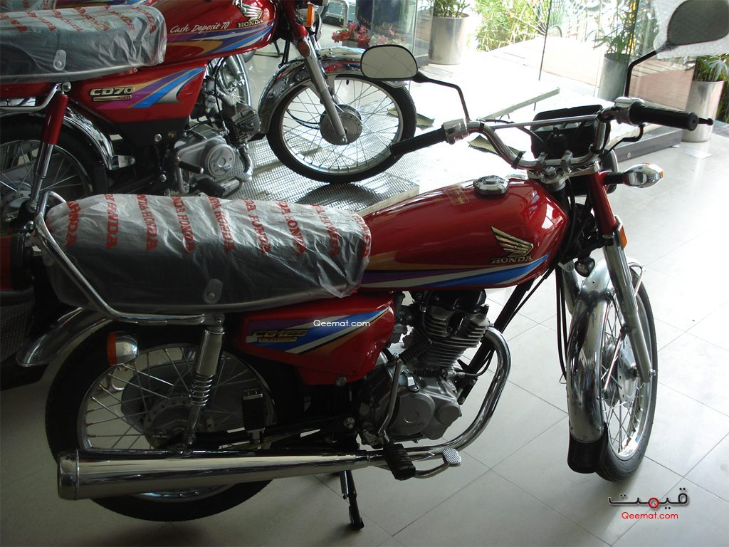 Honda bikes are preference of people