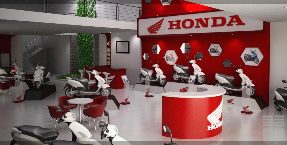 International Honda Showroom