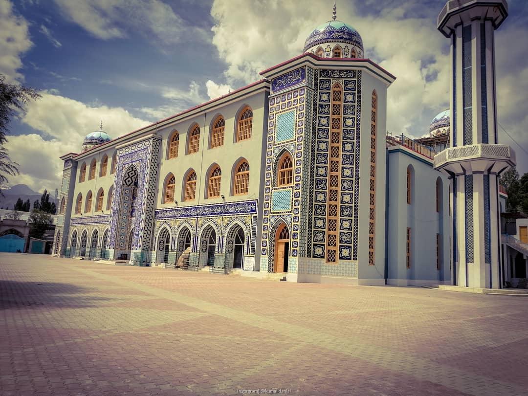 Imamia Masjid - Skardu Sehr o Iftaar Timings