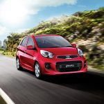 Picanto 5 Door Hatchback Car