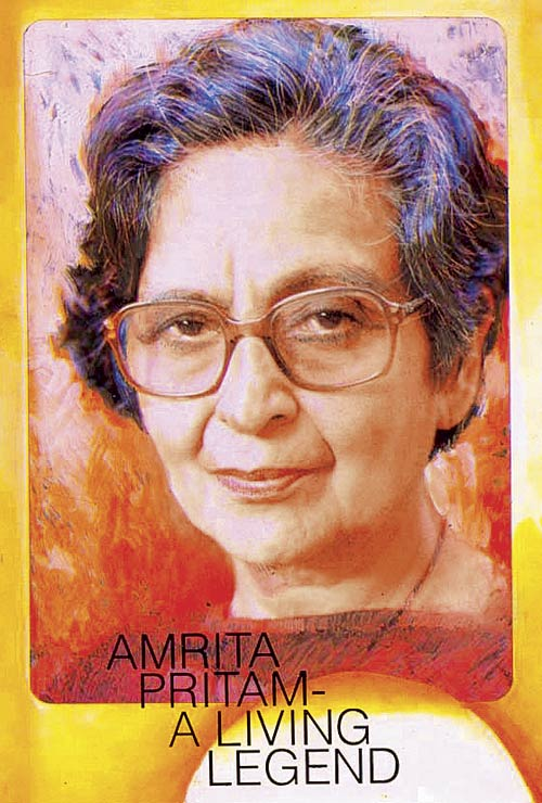 amrita pritam essay However, the female lead to essay the role of amrita pritam, who is sahir's long-standing companion and soul-mate, is yet to be finalised according to reports,.