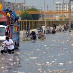 Monsoon in Karachi-The Aftermath