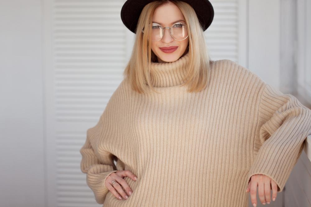 over-sized sweatshirts