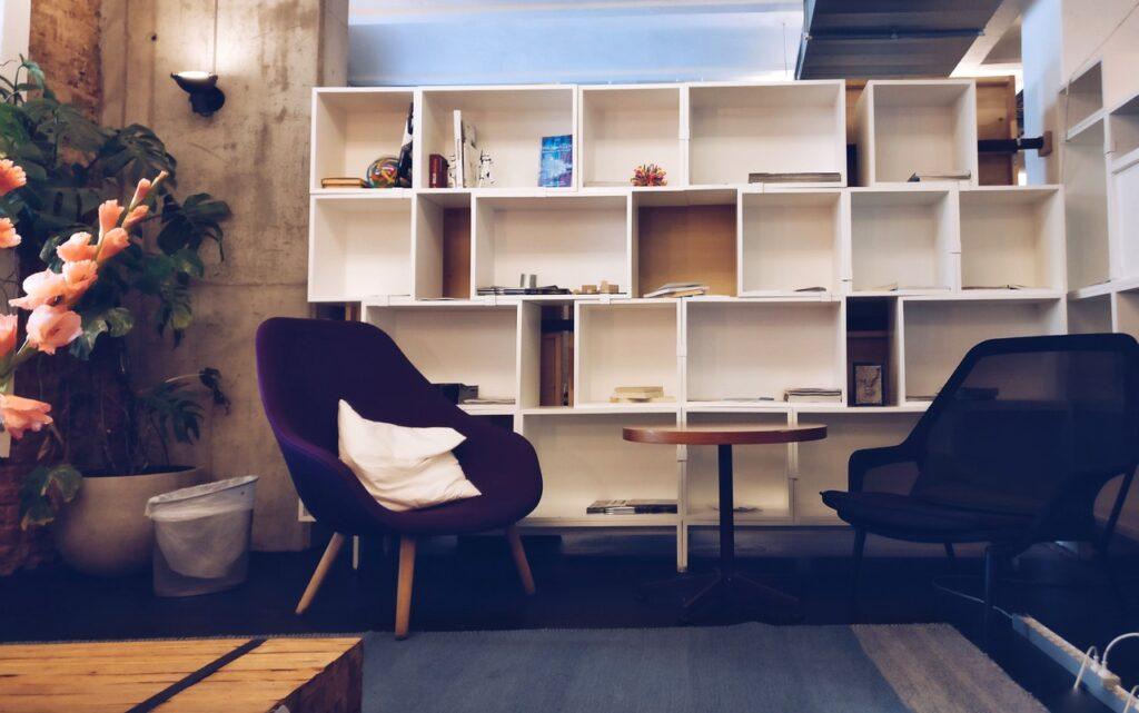 Furniture and interior designing