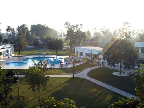Pool Area GFCC