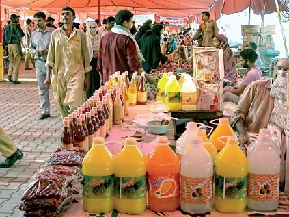 31 ramadan bazaars are ready to serve the citizens of for Bano bazar anarkali lahore