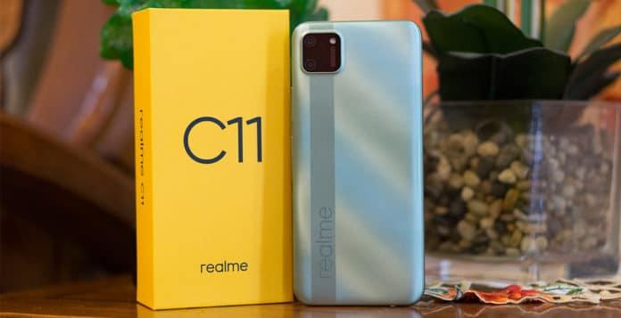 Realme c11 under 20000 rupees