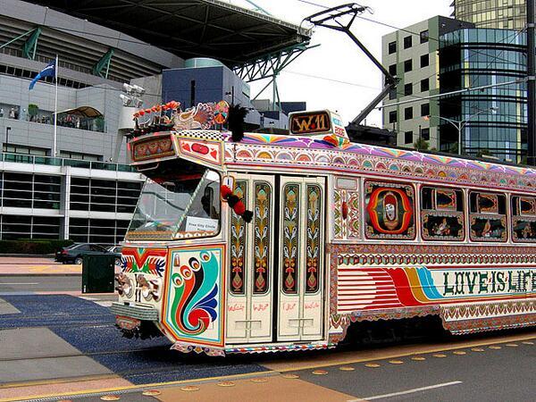 Pakistan Truck Art Finds Recognition In Australia