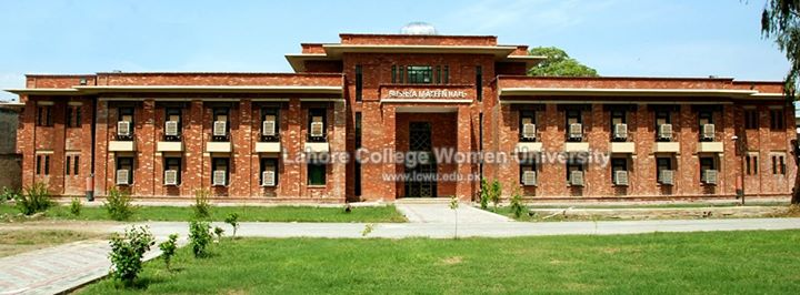 Lahore College Women University