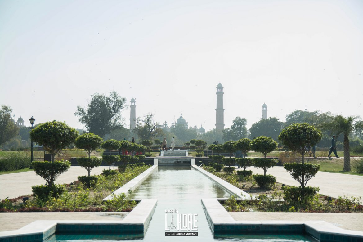 tourists attraction in Lahore