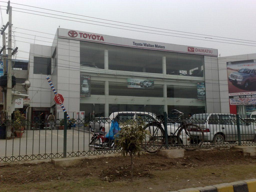 Toyota Walton