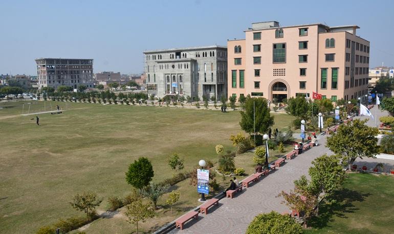 UMT Campus