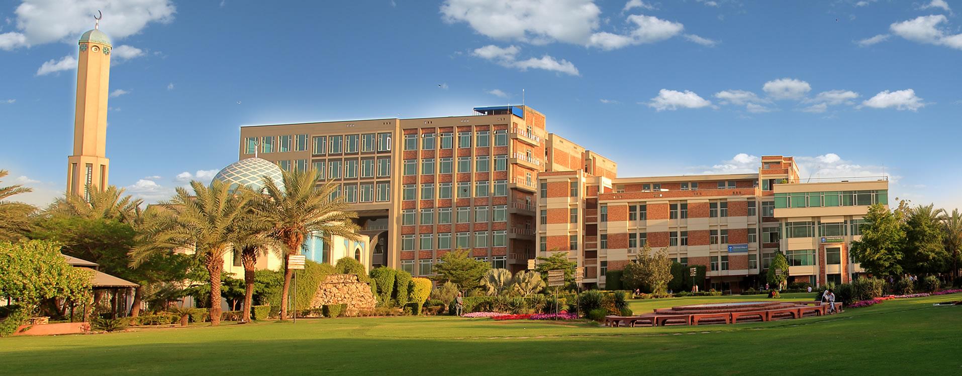 Hotels On University