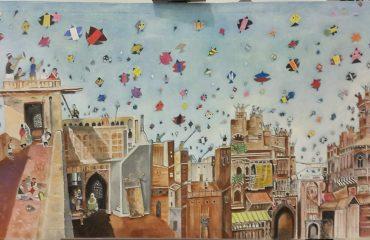 Lahore Basant - Kite Festival by Tariq Saadat