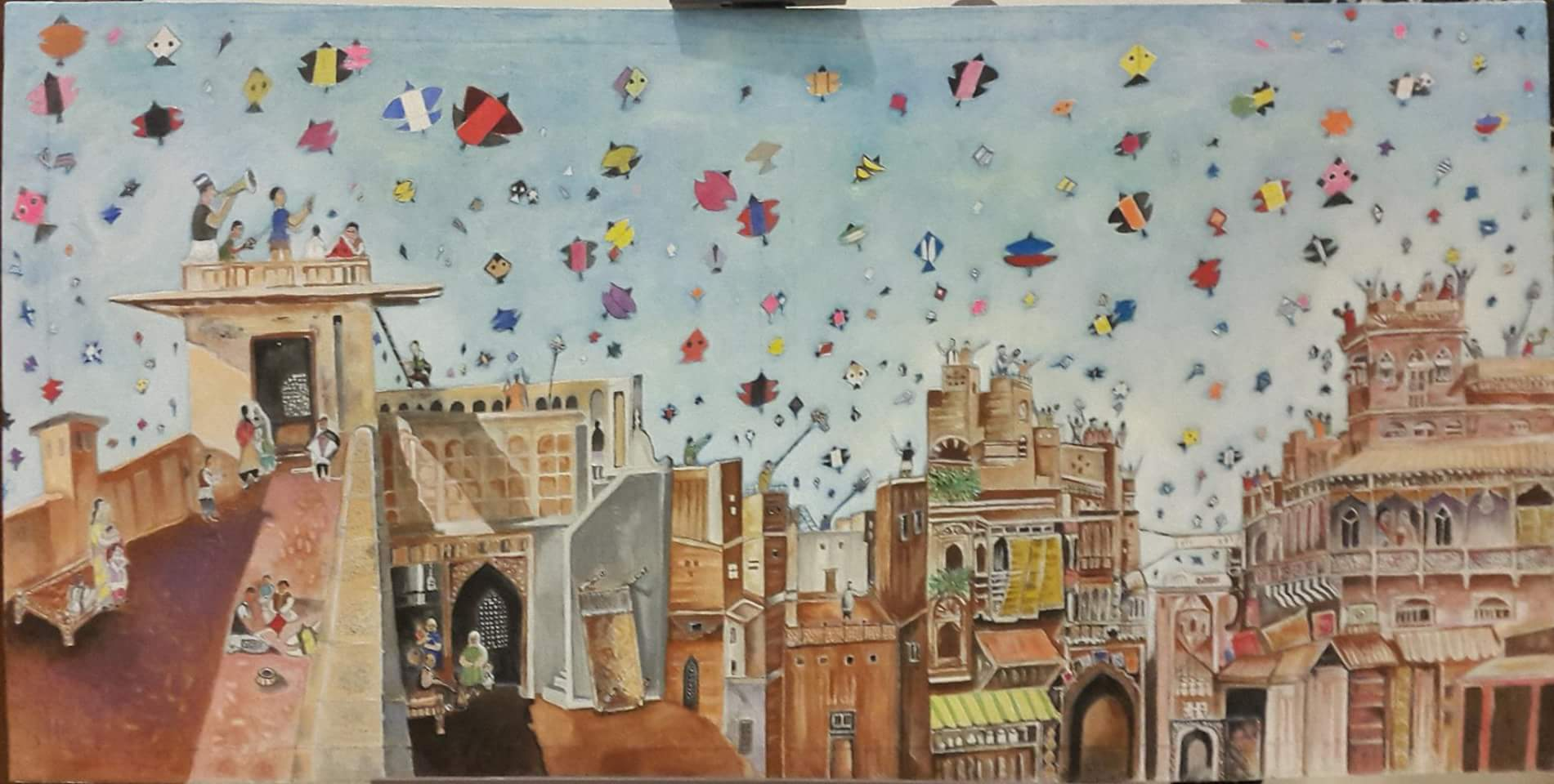 basant festival Basant panchami is one of the most important celebrations in punjab marking the beginning of the spring the festival is celebrated with grandeur get information about basant panchami here.